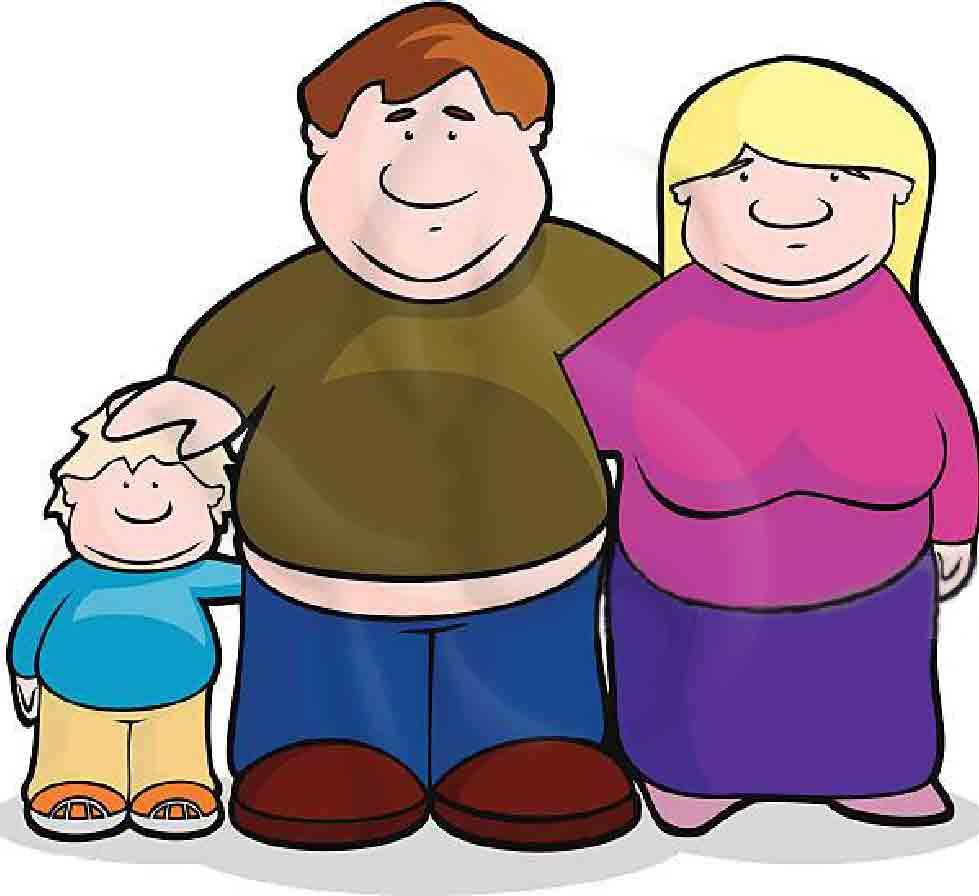 چاقی ژنتیکی ( وراثت )