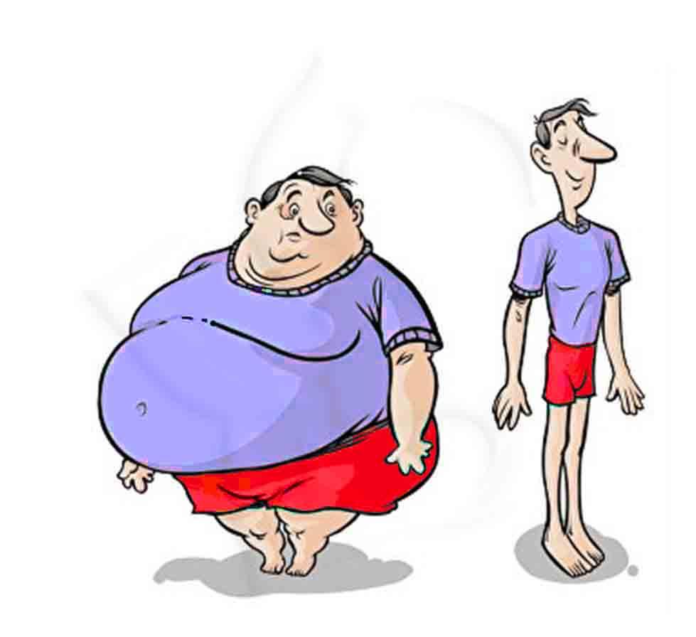 افزایش و کاهش وزن